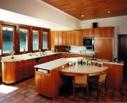 Kitchen, cabinetry, millwork, CNC