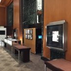 Store fixture, retail, millwork, architectural woodwork, CNC