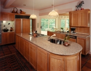 Kitchen, cabinetry, CNC, contemporary